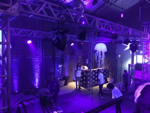 Festa de 5 anos da Printi''Glow Party'  MAC2 Produções