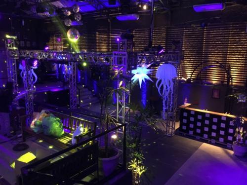 """Festa de 5 anos da Printi """"Glow Party"""""""
